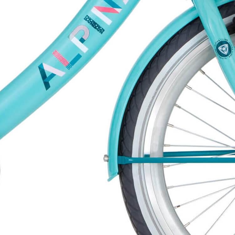 Alpina spatb set 20 Clubb light green