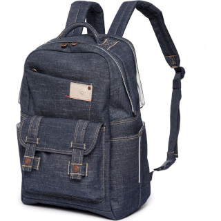 Cortina Kansas Backpack Denim