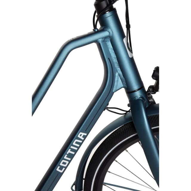 Cortina E-Foss ladies' bicycle  1_cortina 574x574