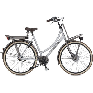 Cortina E-U4 Transport RAW ladies bicycle