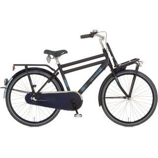 Cortina U4 Transport Mini Denim Jongensfiets