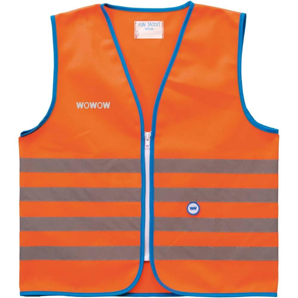Wowow Fun Jacket Orange Small