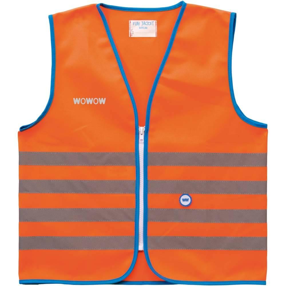 Wowow Fun Jacket Orange Large