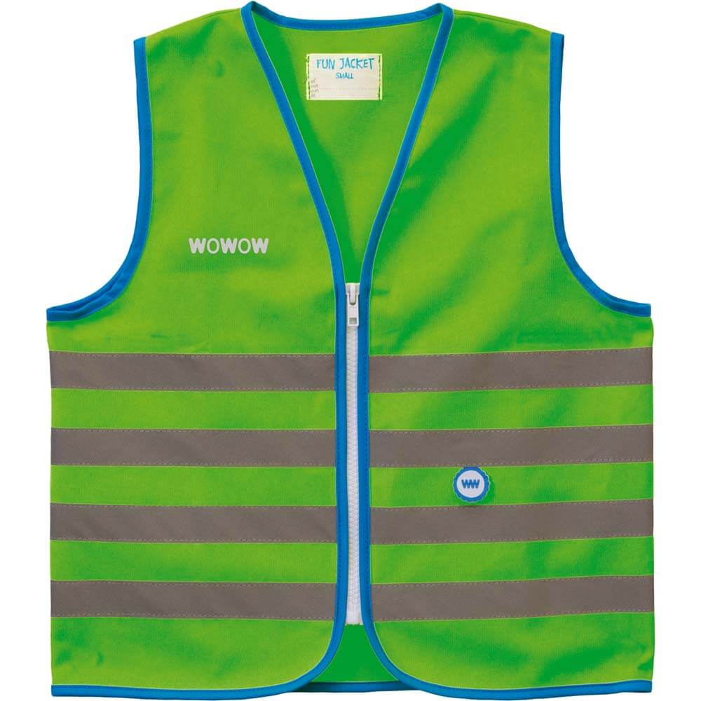 Wowow Fun Jacket Green Medium